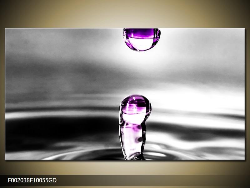 Sklenený obraz 100x55 cm