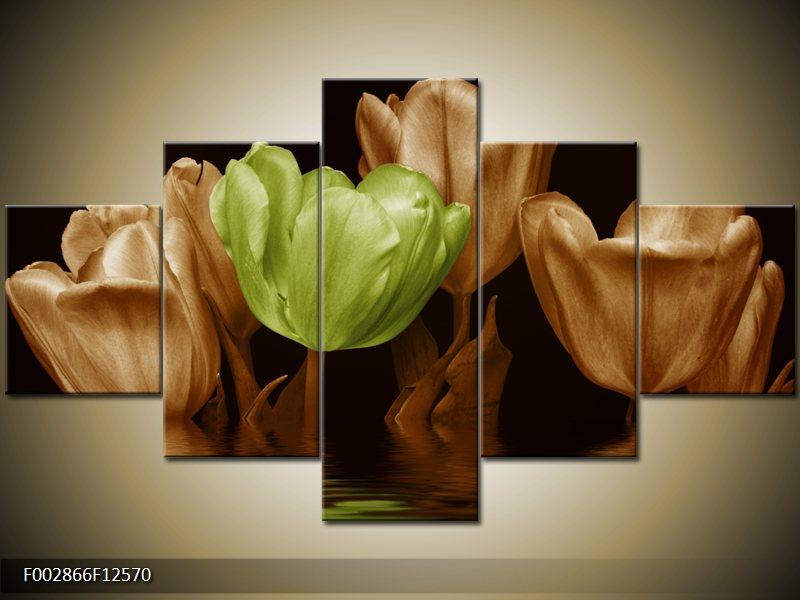 Viacdielne moderné obrazy päťdielny