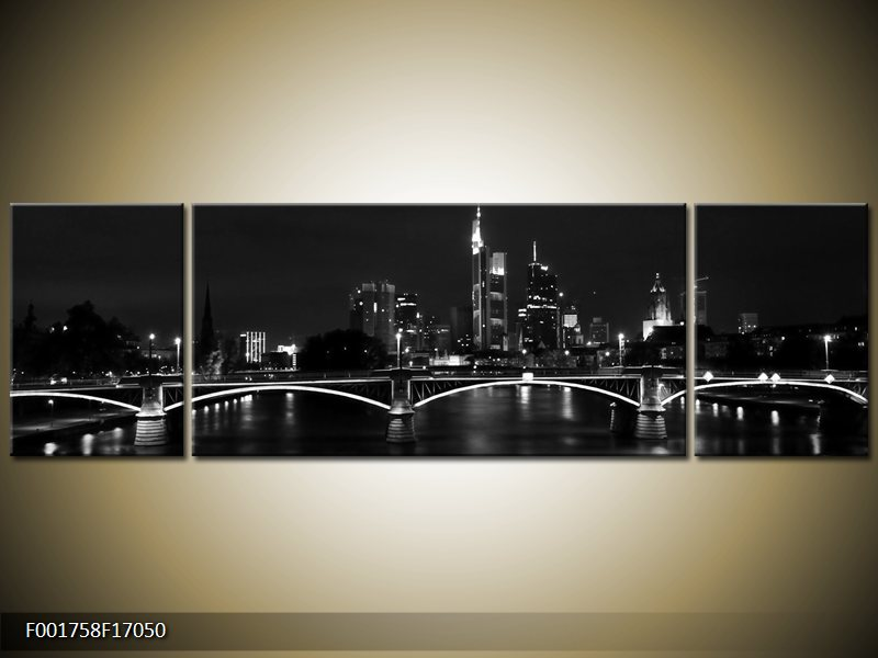 Viacdielne obrazy trojdielne 3D