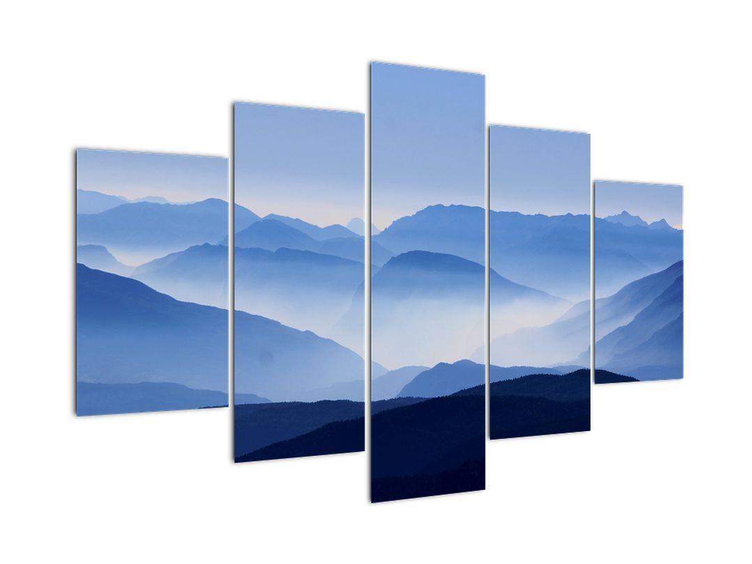 Modré hory - obrazy na stenu