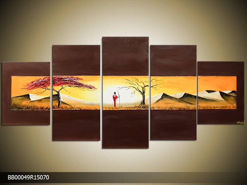 Maľovaný obraz - šírka 150cm